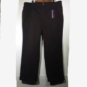 NWT Gloria Vanderbilt Amanda Stretch Jeans 16W